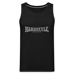 Hardstyle Sweden - Reflex - Flera tröjfärger - Premiumtanktopp herr