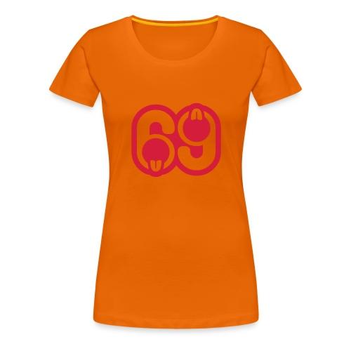 6+9 - T-shirt Premium Femme