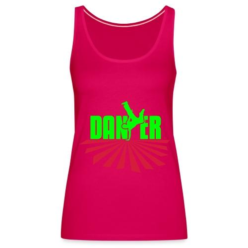 Dancer - Women's Premium Tank Top