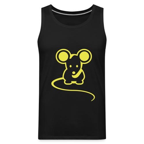 cat & rat - Men's Premium Tank Top