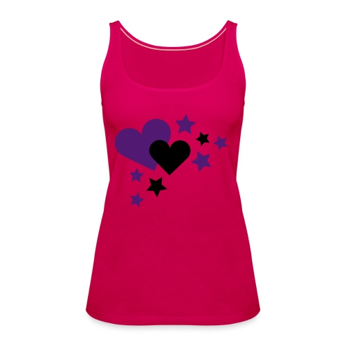 My Heart - Frauen Premium Tank Top