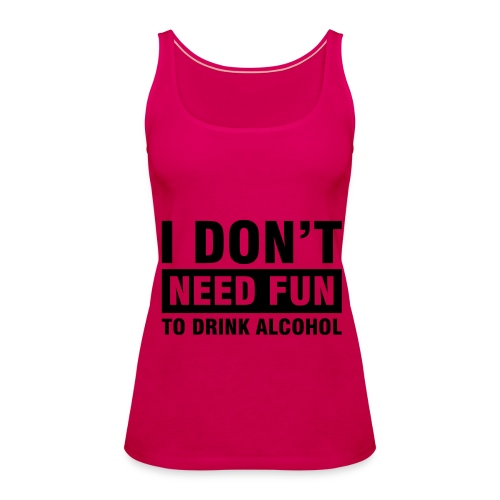 Fun TEE - Women's Premium Tank Top