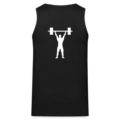 Muscle up tank - Premium singlet for menn