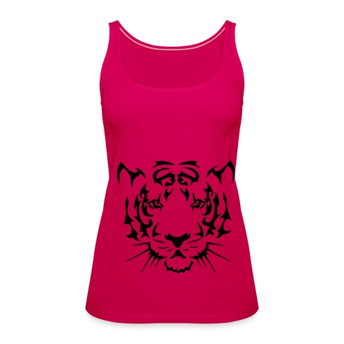 tigresse - Débardeur Premium Femme
