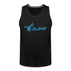slim shirt - Männer Premium Tank Top