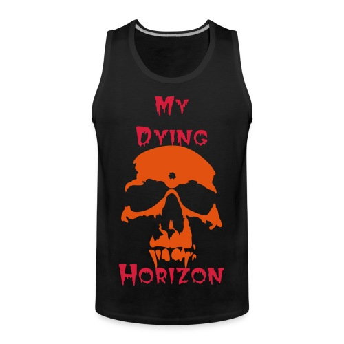 My Dying Horizon - Männer Premium Tank Top
