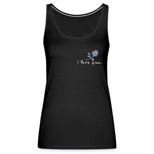 akysm4 - Camiseta de tirantes premium mujer
