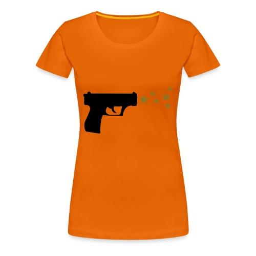 shooting stars - Women's Premium T-Shirt