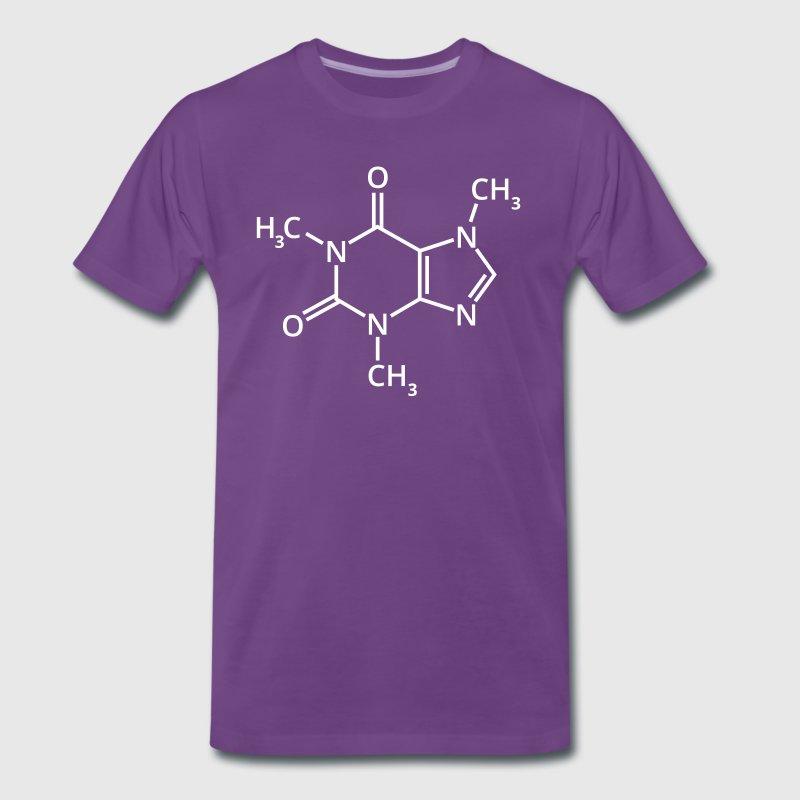 kaffee chemische formel espresso chemie mokka latt t shirt spreadshirt. Black Bedroom Furniture Sets. Home Design Ideas