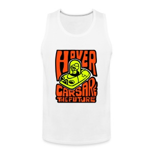 HOVER CAR - Men's Premium Tank Top
