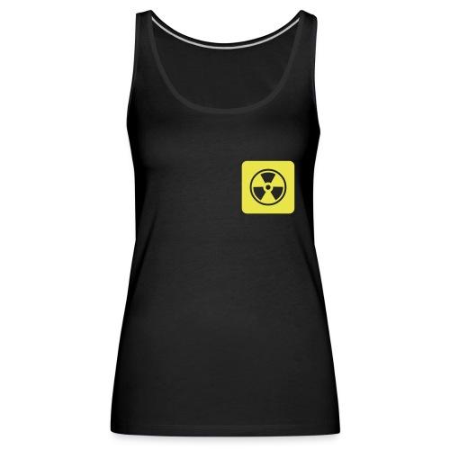 Radioactif - Débardeur Premium Femme