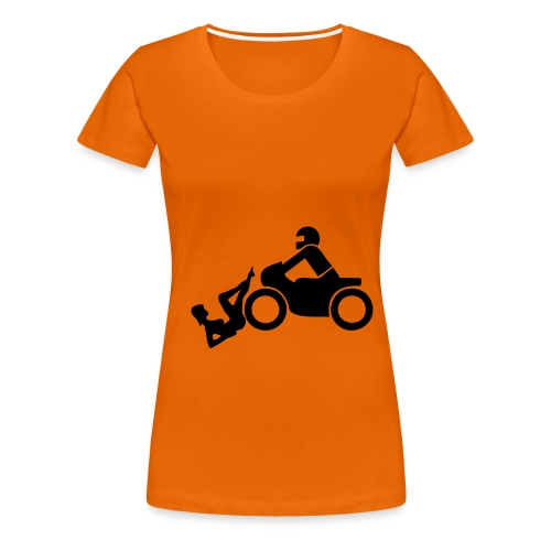 women's classic girlie shirt - Women's Premium T-Shirt
