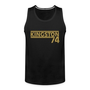 KINGSTON 74  GOLD - Débardeur Premium Homme