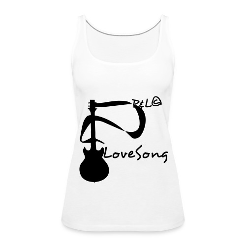 Lovesong  - Frauen Premium Tank Top