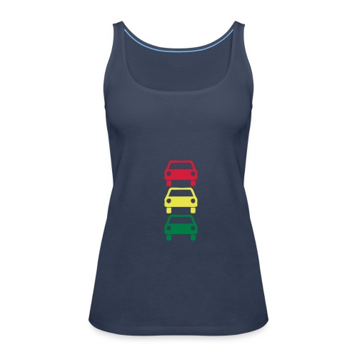 Womens Yoga Top - Women's Premium Tank Top
