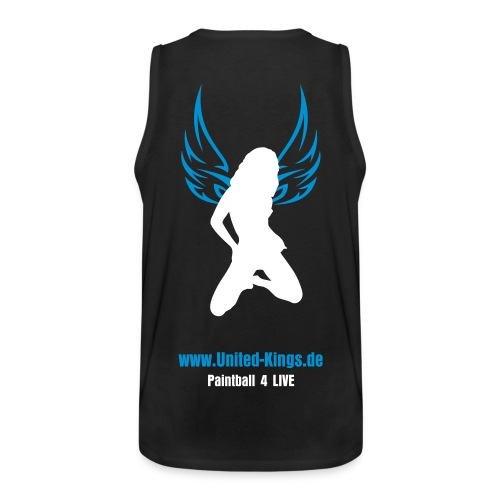 United Kings Muskelshirt - Männer Premium Tank Top