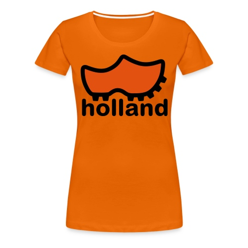 (V) T-Shirt - Voetbal 2010 - Vrouwen Premium T-shirt