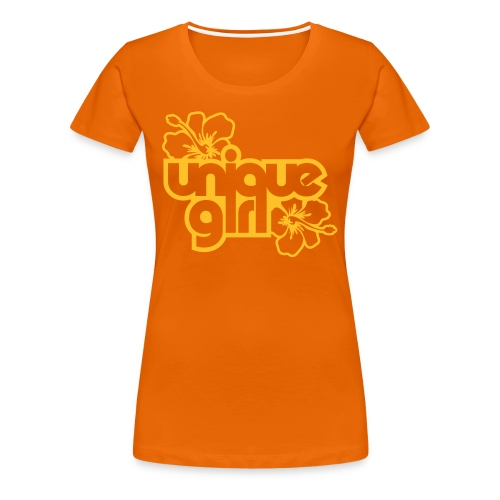 ANYTHING Goes Collection - Women's Premium T-Shirt