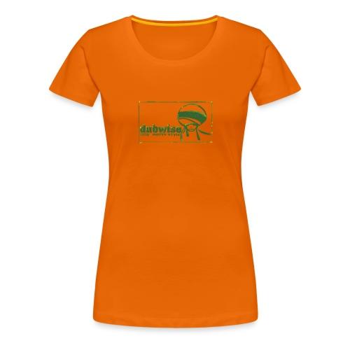 stencil style - Women's Premium T-Shirt