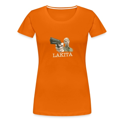 Ladies love Lakita - Women's Premium T-Shirt