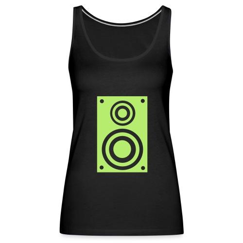 Tubellas - Camiseta de tirantes premium mujer