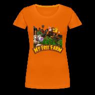 T-Shirts ~ Frauen Premium T-Shirt ~ Artikelnummer 12612729