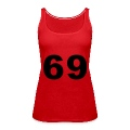Red Number - 69 Tops