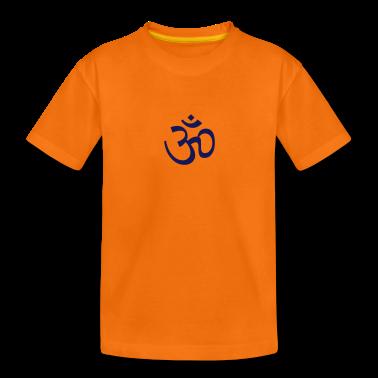 Orange om (1c) Kids' Shirts