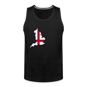 England - Men's Premium Tank Top