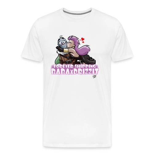 BabaxDrizzit T-Shirt (M) - Maglietta Premium da uomo