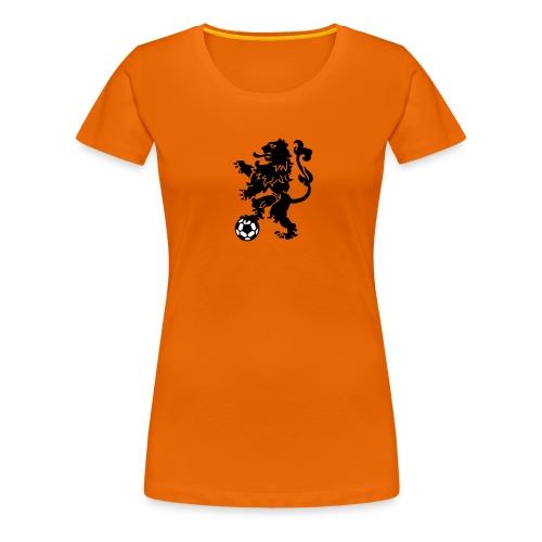 Nederlandse leeuw damesshirt - Vrouwen Premium T-shirt