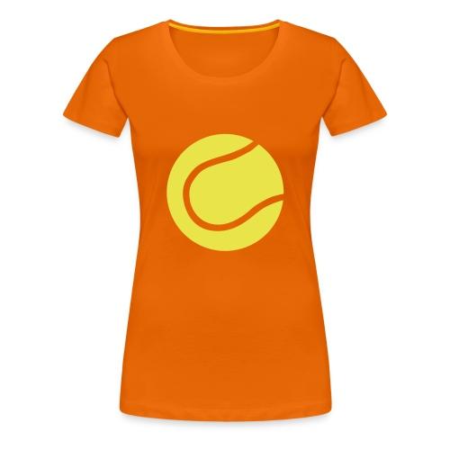 Tennis - T-shirt Premium Femme