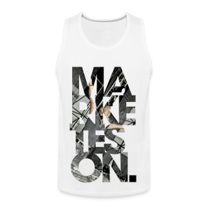 LTD Edition Tour Vest - Ukraine '09 - Men's Premium Tank Top