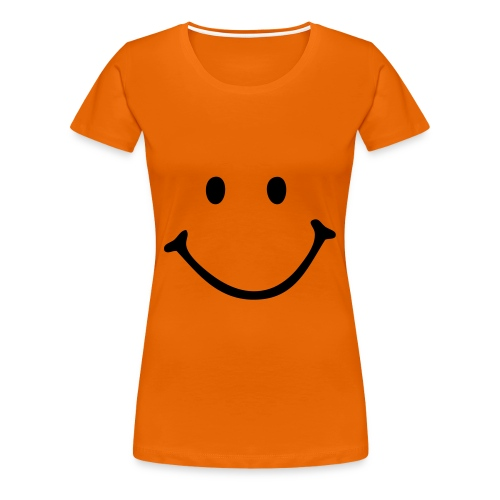 Smile - Women's Premium T-Shirt