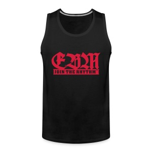EBM II - Electronic Body Music - Muscle Shirt - Men's Premium Tank Top
