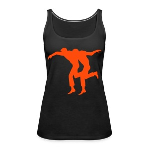 Syrtaki dancers - Women's Premium Tank Top