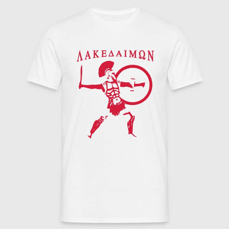 Spartan 6 lakedaimon t shirt spreadshirt for Spartan 6 architecture