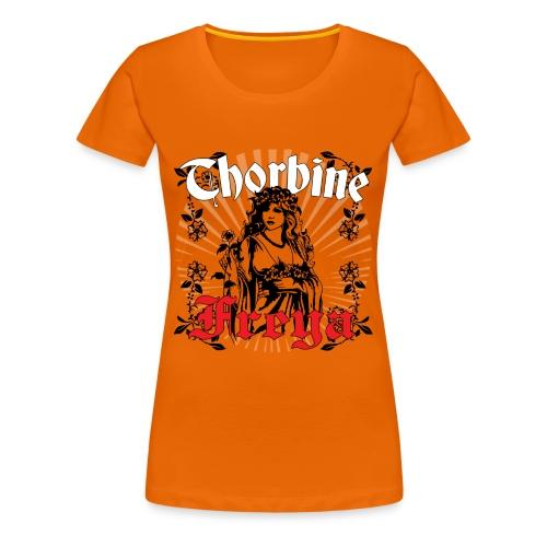 Frauen T-Shirt klassisch Freya - Frauen Premium T-Shirt