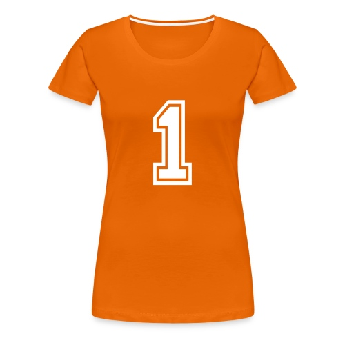 One 3 - Frauen Premium T-Shirt