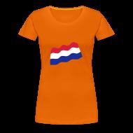 T-shirts ~ Vrouwen Premium T-shirt ~ Nederland
