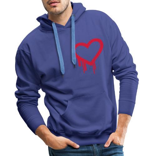 Cyber Hoodie - Mannen Premium hoodie