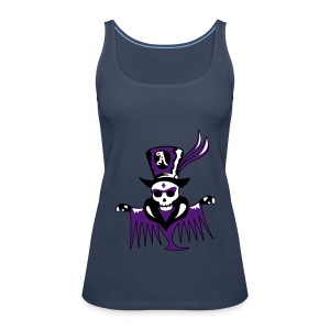 Voodoo-Purple - Women's Premium Tank Top