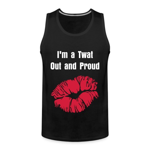 Out and Proud - Men's Premium Tank Top