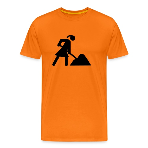 trained - Men's Premium T-Shirt