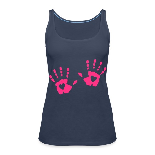 touched and gone - Women's Premium Tank Top