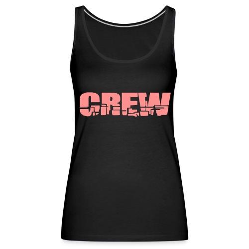 Crew Dame-Singlet - Premium singlet for kvinner