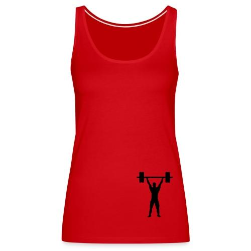 Dames sport hemd - Vrouwen Premium tank top