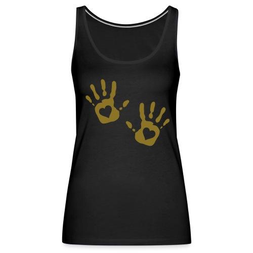 LOVESS - Camiseta de tirantes premium mujer