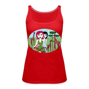 Holiday  - Frauen Premium Tank Top