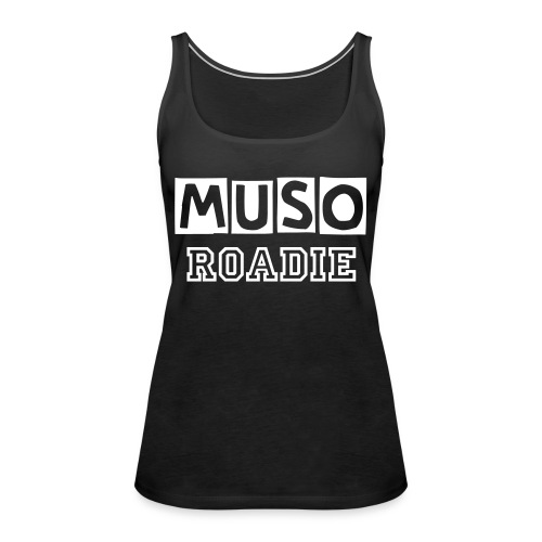 Girl's MUSO ROADIE - Women's Premium Tank Top
